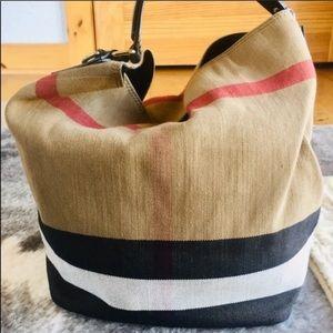 Burberry Bags - BURBERRY ASHBY HOBO. BAG